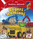 Bageri i kamioni 1