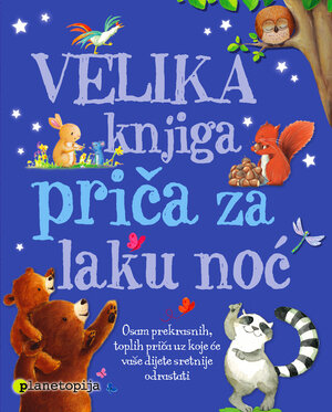Velika knjiga priča za laku noć