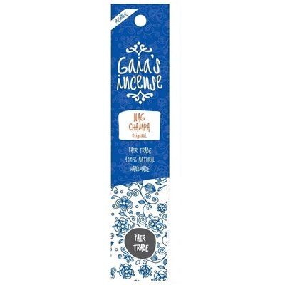 Gaias incense nagchampa