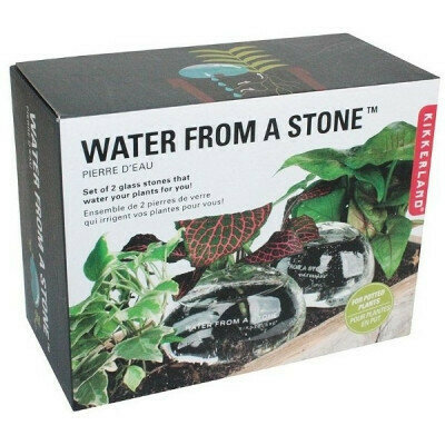 Water rock set of 2