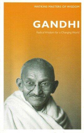 Masters of wisdom gandhi