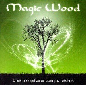 Magic wood kartice