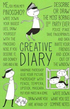 Creative diary