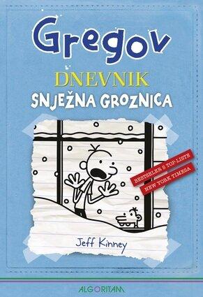 Gregov dnevnik snjezna groznica