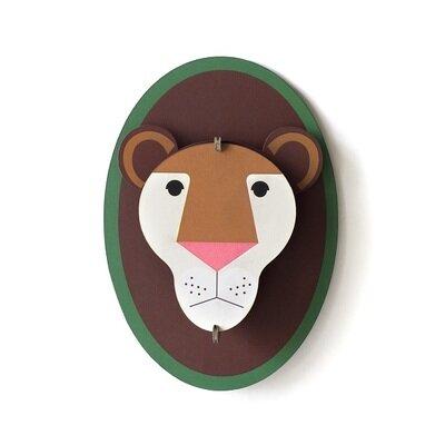 Zidni dekor mali lav