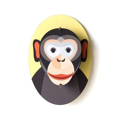Zidni dekor mali majmun