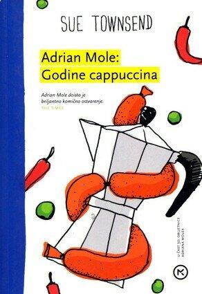 Adrian mole godine cappuccina