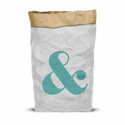 Vreća za recikliranje papira ampersand