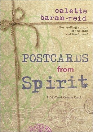 Postcards from spirit card