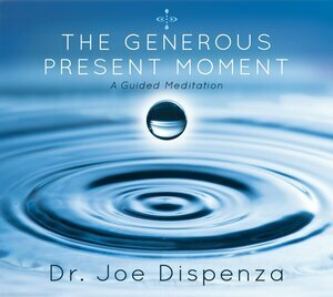 Dr joe  the generous present moment cover big 530x@2x