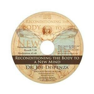 Reconditoning the body to a new mind