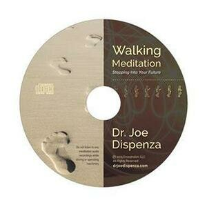 Walking meditation stepping