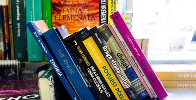 Knjige za ljeto