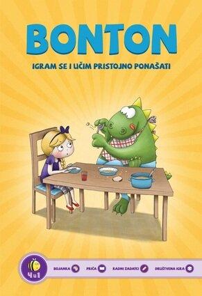 Bojanka bonton 2 izdanje