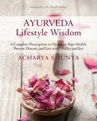 Ayurveda lifestyle wisdom (1)