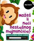 Mozes li naci nestasnog majmuncica