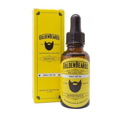 Organsko ulje za bradu big sur