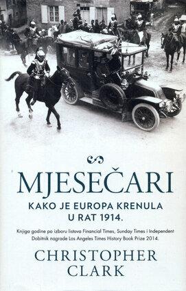 Mjesecari kako je europa krenula u rat 1914