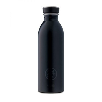 Boca za vodu 24bottle tuxedo black 500 ml