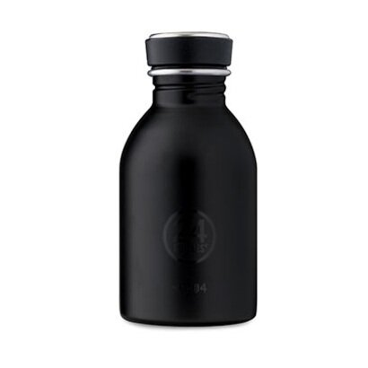 Boca za vodu 24bottle tuxedo black 250 ml