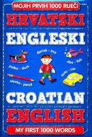 Mojih prvih 1000 rijeci hrvatski engleski