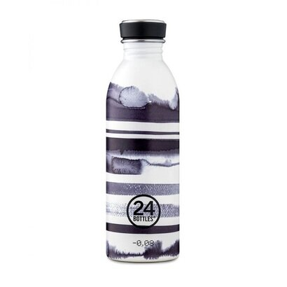 Boca za vodu 24bottle stripes 500 ml