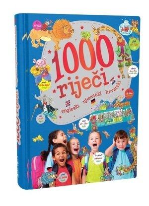 1000 riječ eng njem hr