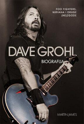 Dave grohl biografija
