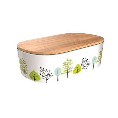Deluxe bamboo kutija za ručak in the arbor