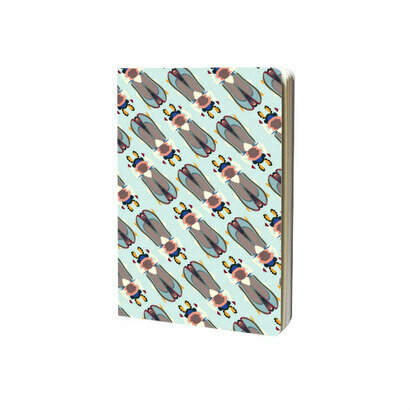 Bilježnica a6 tigrasta buba