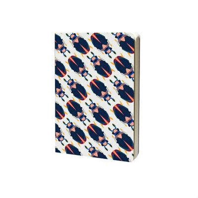 Bilježnica a6 japanska buba