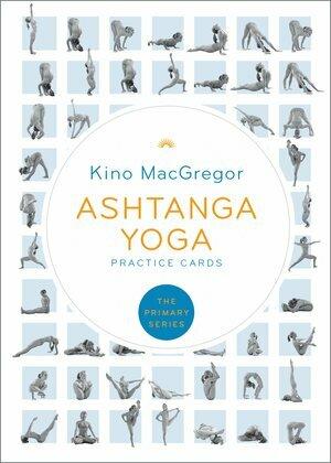Ashtanga yoga cards