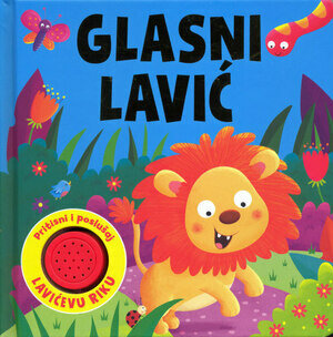 Glasni lavic
