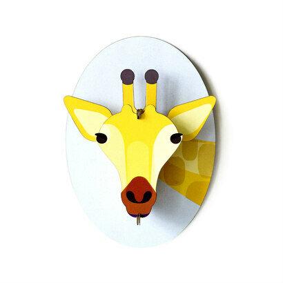 Zidni dekor mala žirafa