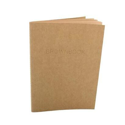 Bilježnica a5 smeđa