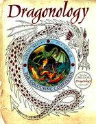 Dragonology colouring companion