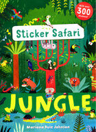 Sticker safari jungle