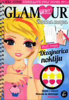 Glamour girl dizajnerica noktiju
