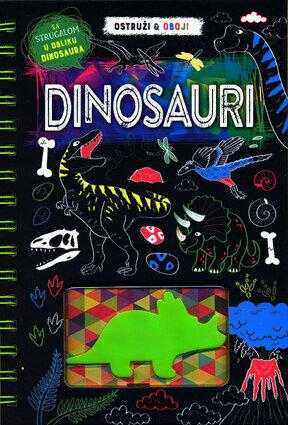 Dinosauri ostruzi i oboji