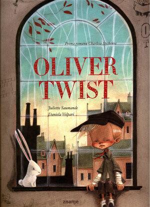 Oliver twist slikovnica