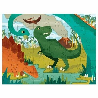 Puzzle to go dinosauri 1