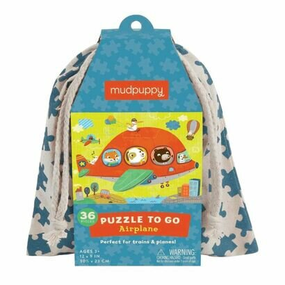 Puzzle to go avion