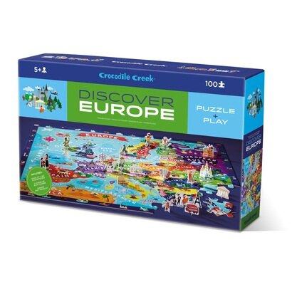 Puzzle istražimo europu