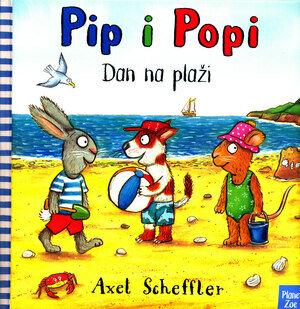 Pip i popi dan na plazi