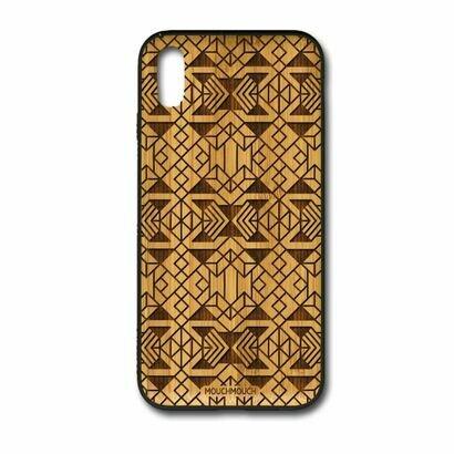 Maska za mobitel iphone x xs bambus abstract