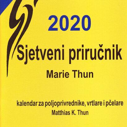 Sjetveni priručnik marie thun 2020