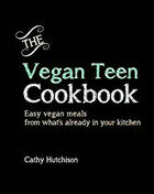 Vegan teen cookbook