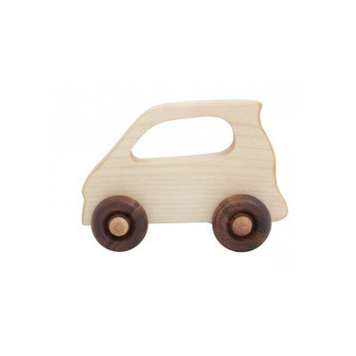 Drveni auto electric 1