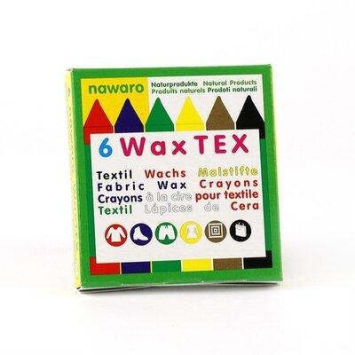 Eko voštane boje za tekstil 2