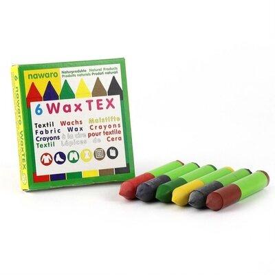 Eko voštane boje za tekstil 1
